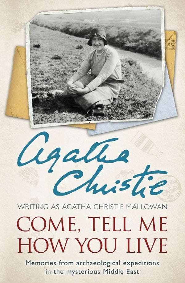 Agatha Christie in Middle East