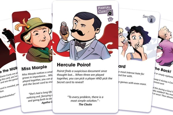 New card game release announced: 'Death on the Cards'