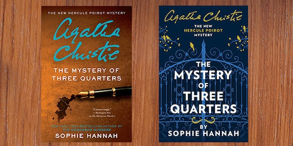 The Mystery of Three Quarters debuts in UK Top Ten
